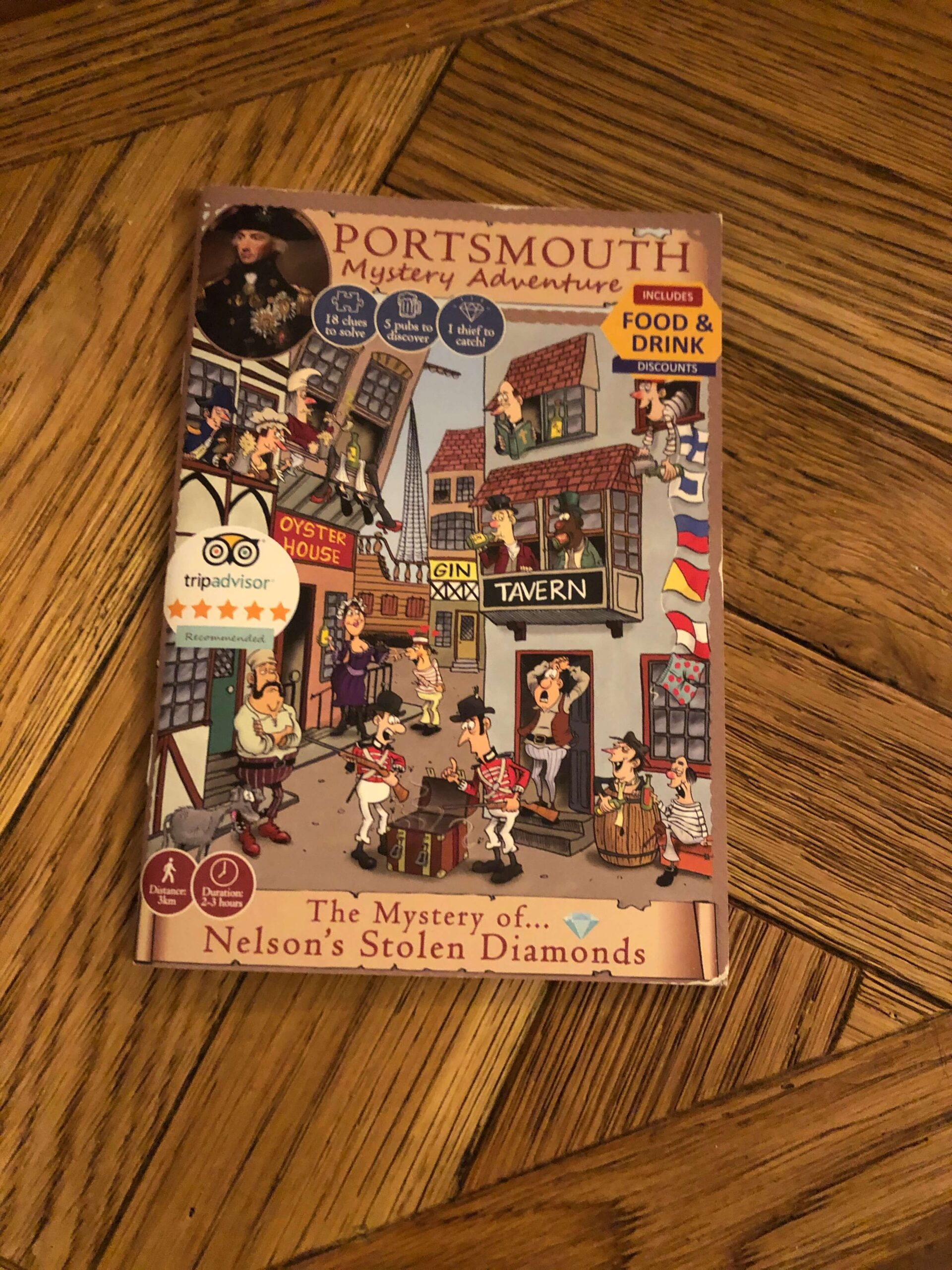 Portsmouth Mystery Adventure