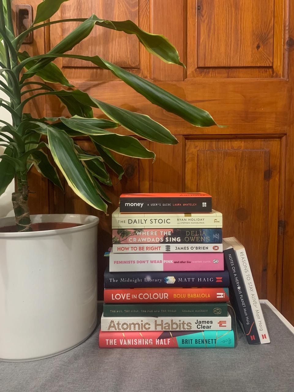 Positivity In Books