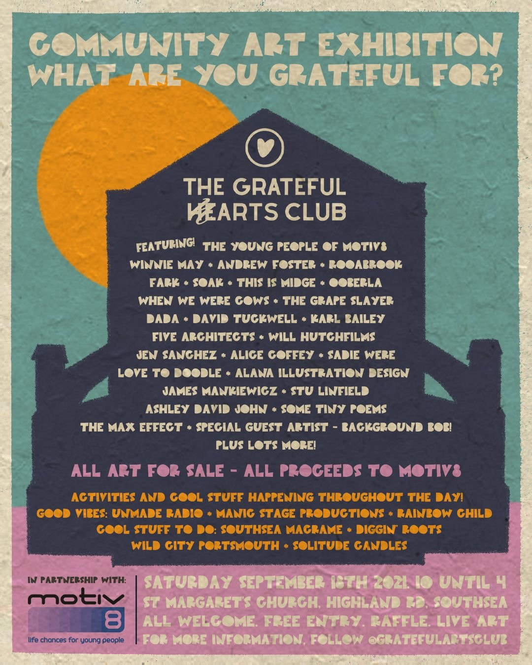 The Grateful Arts Club